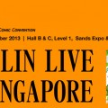 SINGAPORE TOY,GAME & COMIC CONVENTION