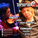 15.09.18-20 TouhouCon inアメリカ 海外レポ