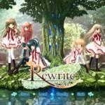 【商業】key / Rewrite -リライト- バイオリン担当