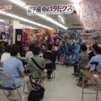 14.03.08(土) StarDrops / ALVINE / TAMUSIC / 合同ミニライブ&トークショー in大阪日本橋