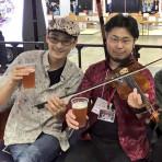 18.04.28-29 神主ZUNさんと一緒にライブ演奏